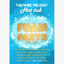 Kids Super foam party