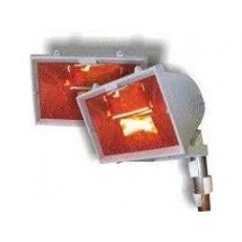 Gazebo heater to hire