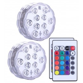 Remote control LED lights to hire
