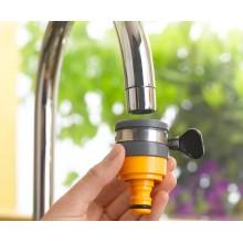 Hozelok hot tap adaptor