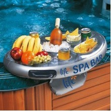 Inflatable floating tray hire