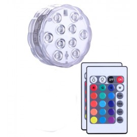 Remote control LED light to hire