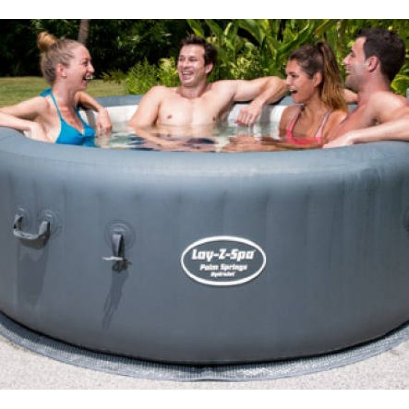 Hot tub party package